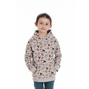 Horseware Kids Allover Print Hoody