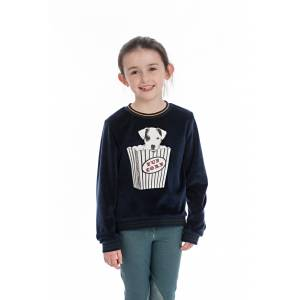 Horseware Kids Velvet Touch Crew Neck Shirt