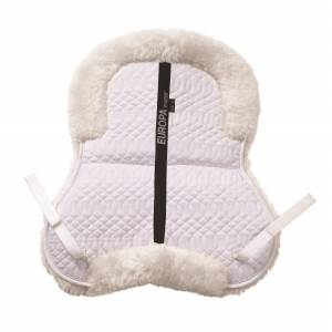 Ovation Europa Shaped Solid Spine Lift Back Half Pad