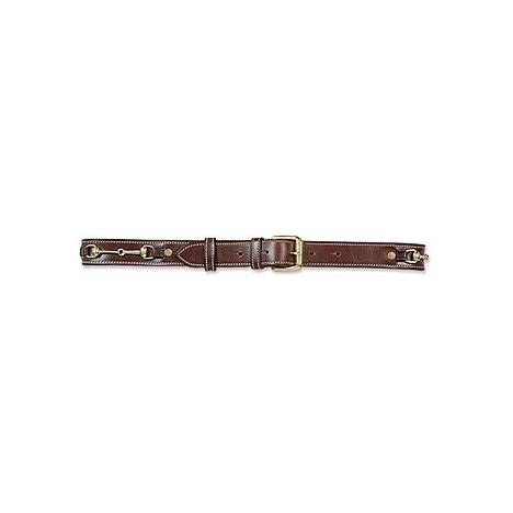 Henri de Rivel Ladies Double Snaffle Belt