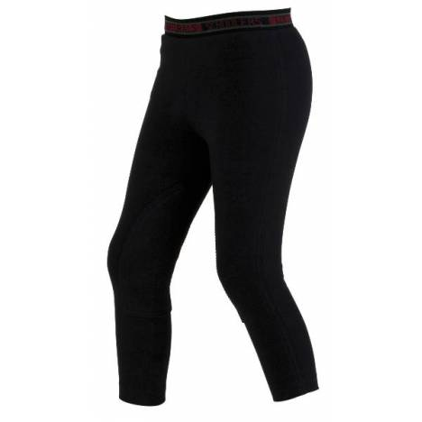 On Course Kids Cotton Naturals Schooling Riding Tights