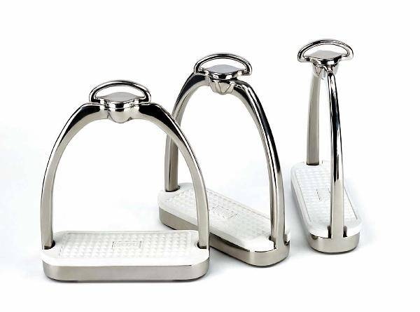 MDC Intelligent Stirrups Stainless Comfort Stirrup