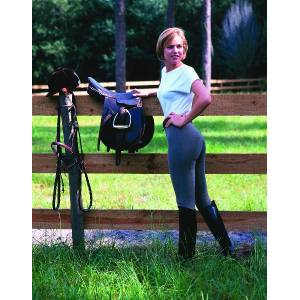 Devonaire Ladies Classic Cotton Full Seat Breech