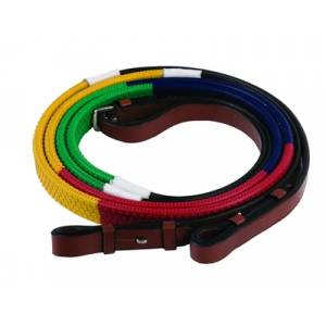 Henri De Rivel Rainbow Training Reins
