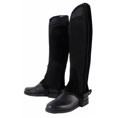 Dublin Easy Care Mesh Half Chaps- Adult