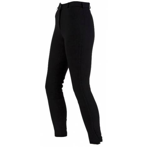 On Course Ladies Cotton Naturals Low Rise Riding Breeches