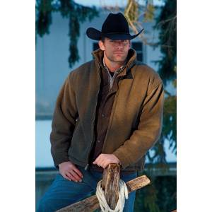 Outback Summit Fleece Jacket- Men's