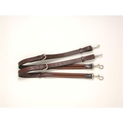 Performers 1st Choice Leather with  Elastic End Side Reins