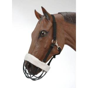 Tough-1 Freedom Muzzle with  Nylon Headstall