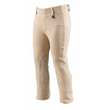 On Course Premier Kids Adjustable Waist Riding Breeches