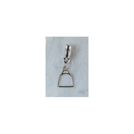 Joppa Stirrup Dangle Bead