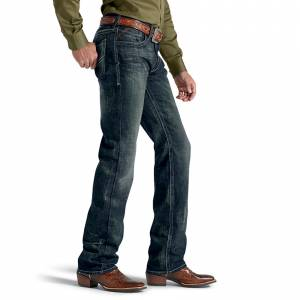 Ariat M5 Wired Carbon Jeans - Mens