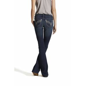 Ariat Ruby Boomerang Knit Starlight Jeans - Ladies