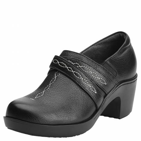 Ariat Ellie Clog - Ladies - Black