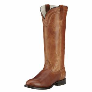 Ariat About Town Boots - Ladies - Brown