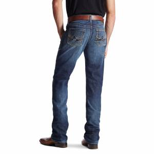 Ariat M4 Charger Jeans  - Mens - Cadet