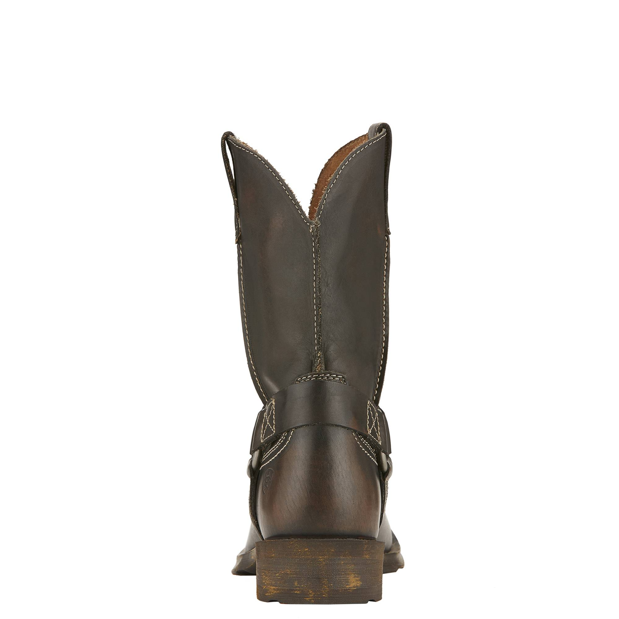 c4e578fcf51 Ariat Rambler Harness Boots Mens Brushed Brown