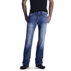 Ariat M7 Shotwell Jeans - Mens - Cinder