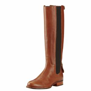 Ariat Waverly - Ladies - Caramel/Sable