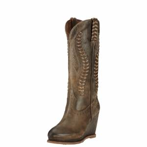 Ariat Nashville  - Ladies - Dark Chocolate
