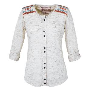 Outback Trading  Lilly Tee - Ladies