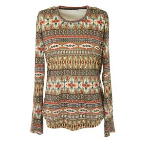 Outback Trading  Tribal Tee - Ladies