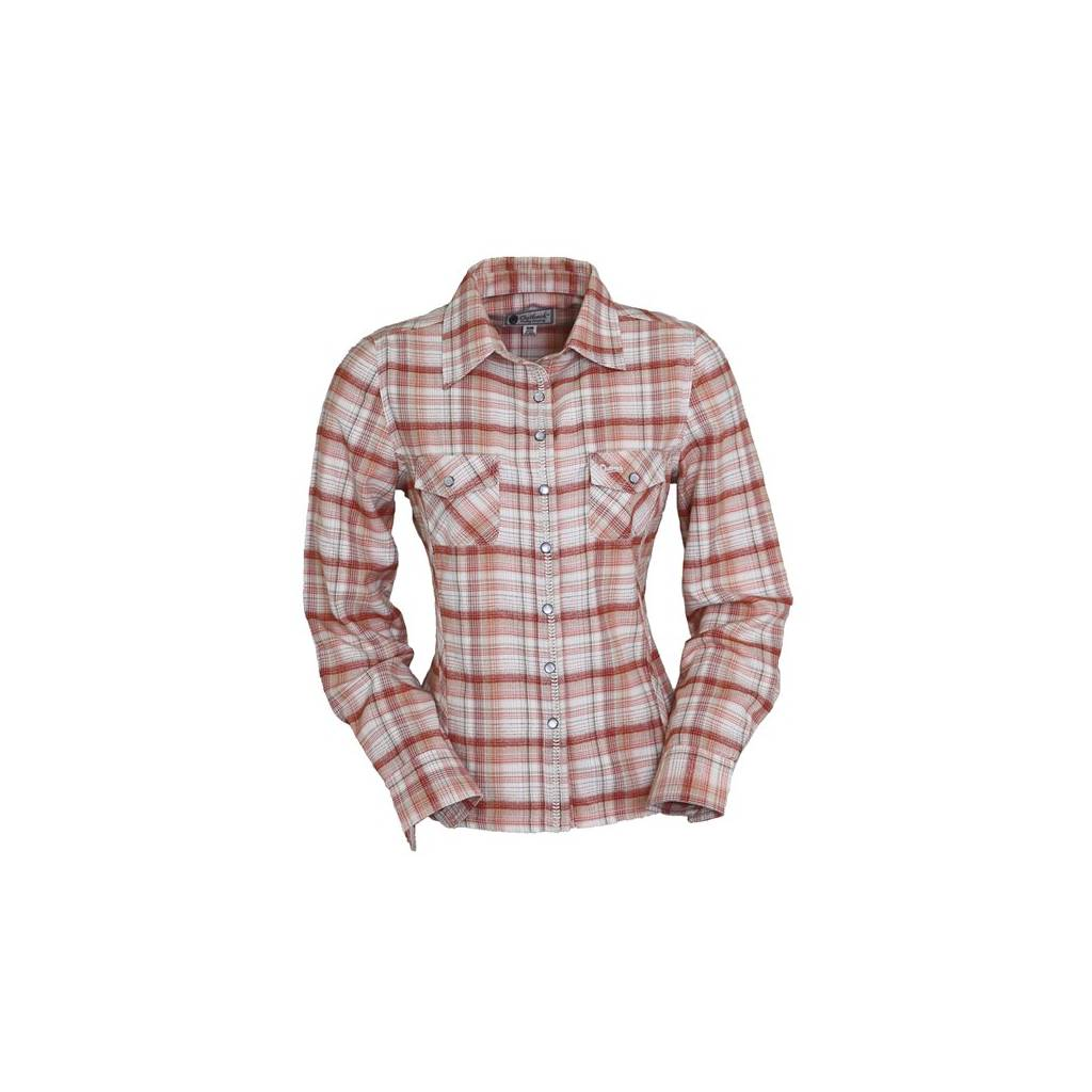 Outback Trading Nutmeg Performance Shirt - Ladies
