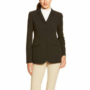 Ariat Bronte Show Coat - Ladies - Black