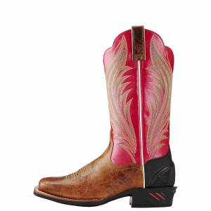 Ariat Catalyst Prime - Ladies - Ginger Snap/Calypso Coral