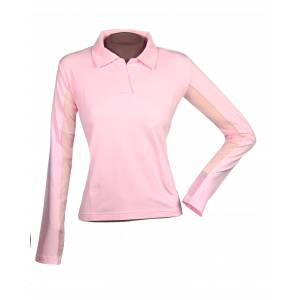 Performance Collection Ice Fill Long Sleeved Polo