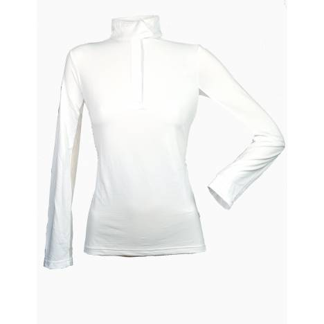 Performance Collection Ice Fill Wrap Collar Show Shirt