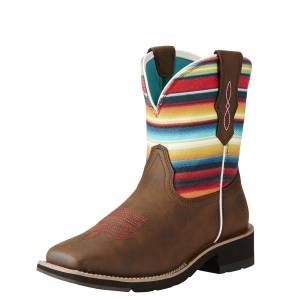 Ariat Women's Rosie - Toasted Brown Serape