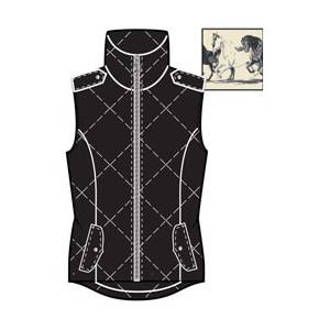 Ariat Terrace Vest - Ladies - Black