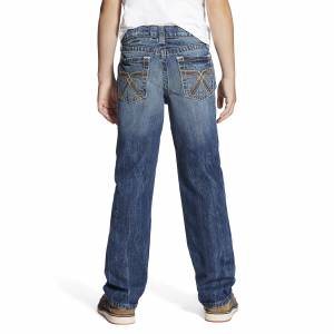 Ariat Boys B5 Slim Addison - Bayfront