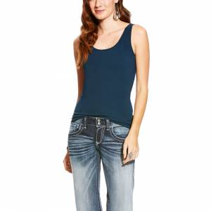 Ariat Prime Tank - Ladies - Nordic Indigo