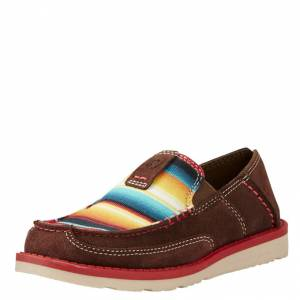 Ariat Cruiser - Kids - Palm Brown/Serape