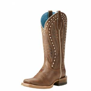 Ariat Callahan - Ladies - Ranch Tan
