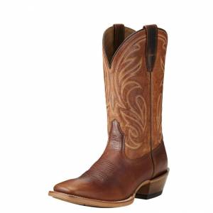 Ariat Fire Creek - Mens - Corral Cognac/Aged Honey