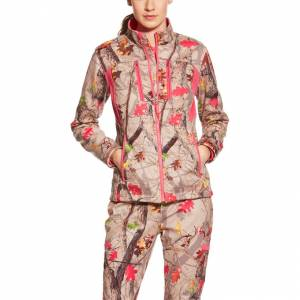 Ariat  Hot Leaf Hunting Jacket - Ladies - Hot Leaf