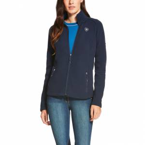 Ariat  Lux Full Zip - Ladies - Navy