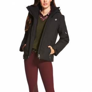 Ariat  Rigor H2O Jacket - Ladies - Black
