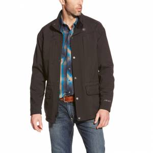 Ariat Bozeman Softshell Jacket - Mens - Black