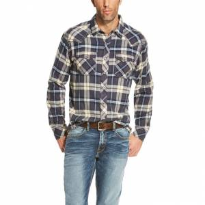 Ariat Tahoma Retro Long Sleeve - Mens - Old Navy