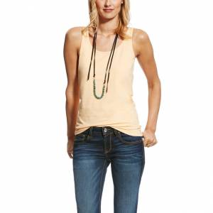 Ariat Prime Tank - Ladies - Apricot Soliel