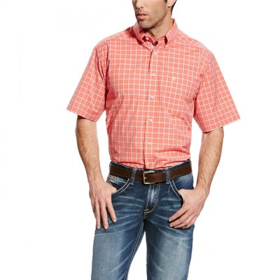 Ariat Finch Shorst Sleeve Performance - Mens - Sego Lily