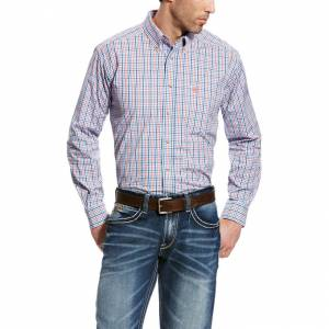 Ariat Finman Long Sleeve Performance - Mens - Multi