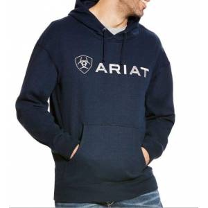 Ariat Men's Fathers Day Hoodie - Navy
