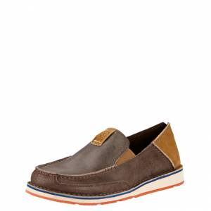 Ariat Cruiser - Mens - Earth Brown/ Hunter
