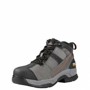 Ariat Contender Steel Toe - Mens - Graphite