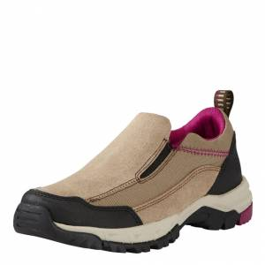 Ariat Skyline Slip-On - Ladies - Tan